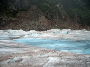 The Glacier In Question