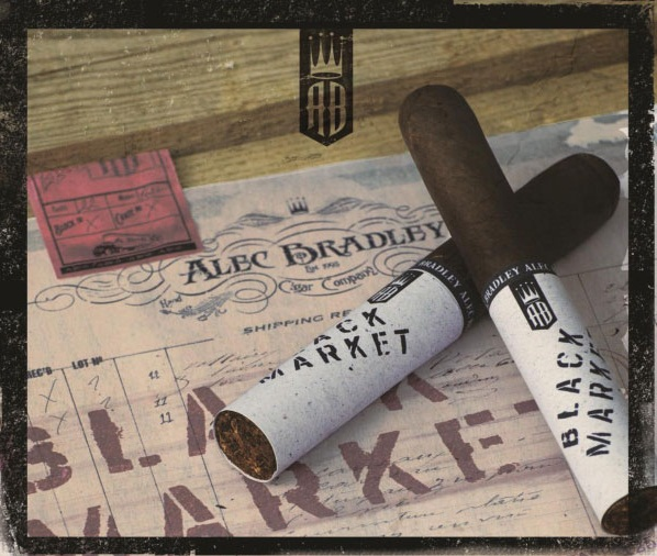 Cigar Review: Alec Bradley Black Market