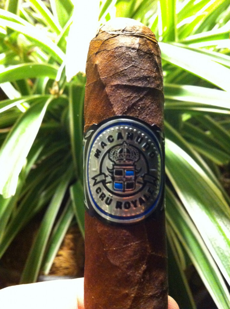 Cigar Review Cru Royale Macanudo