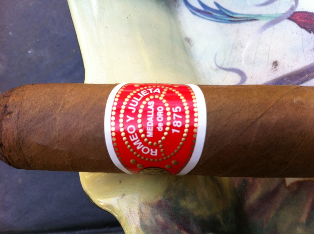 Cigar Review of Romeo Y Julieta 1875
