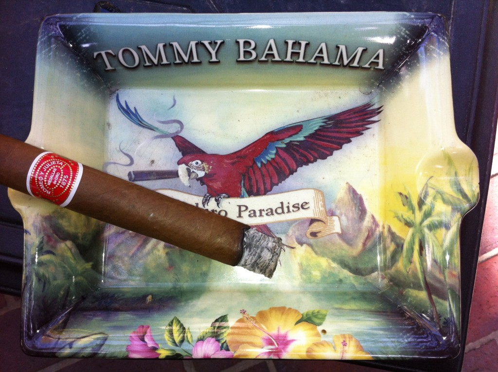 Cigar Review Romeo Y Julieta Churchill