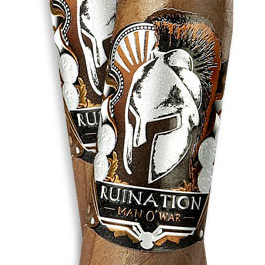 Man O War Ruination Cigar Review