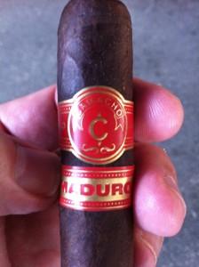 Cigar Review Camacho Maduro
