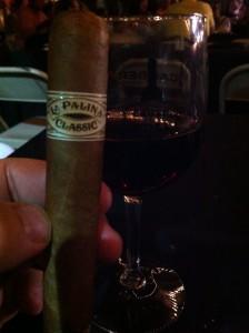 Cigar Review La Palina