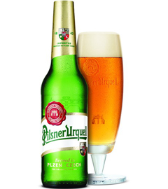 Beer Review Pilsner Urquell