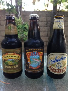 California Porter Shoot-Out